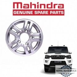 0404AAA01851N	ALLOY WHEEL - Genuine Mahindra Car Spare Parts | Auto Parts Nepal