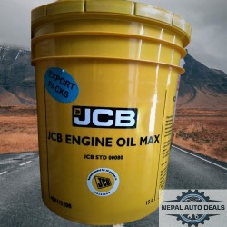JCB Engine Oil Max 4001/3200-15 Engine Oil | Genuine JCB Parts | Delivery Across Nepal