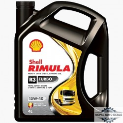 SHELL RIMULA R3 TURBO |Oils...