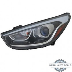 LAMP ASSEMBLY-HEAD | 921012S640 Genuine Tucson Hyundai Spare Part