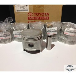 Piston 04465BZ250 | Pad Kit  OEM |Genuine Toyota / Lexus Origin